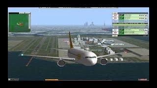 Air Traffic Control Simulator 4 LIVE GAME PLAY!