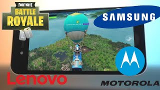 ⚫ HOW to DOWNLOAD FORTNITE ON ANY ANDROID DEVICE (Moto G5, J7 Prime and etc.)-TheMito Br-