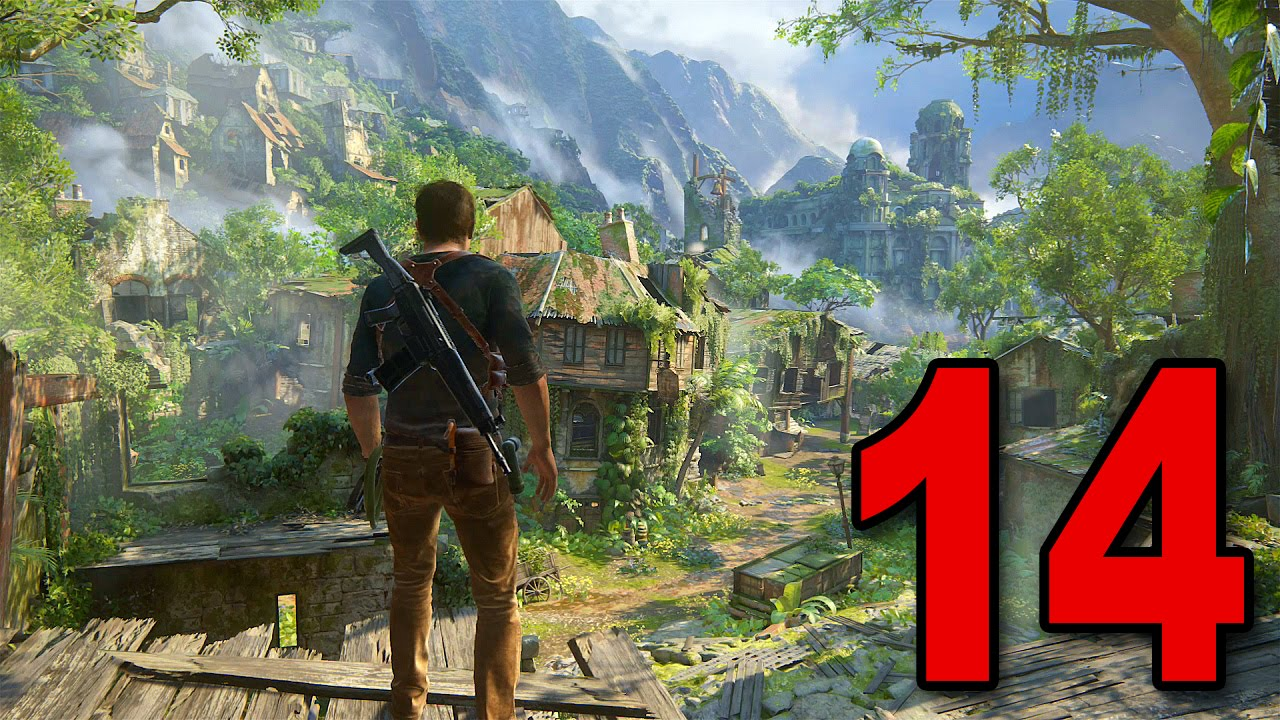 Uncharted 4 Walkthrough - Chapter 14 - Join Me in Paradise ...