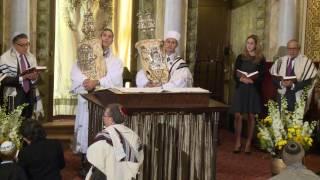 Torah Service (High Holy Days)