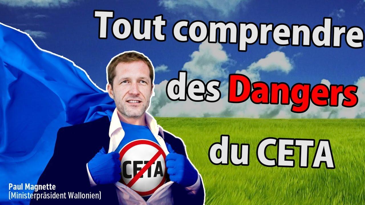 20 Minutes pour tout comprendre des Dangers du CETA