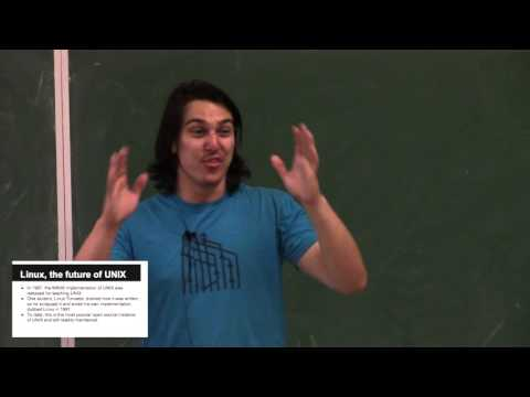 Intro to UNIX -- Nick Gonella