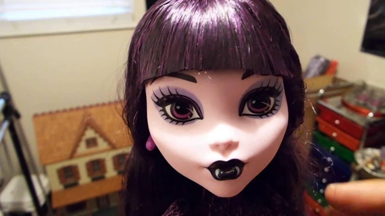 Monster high elissabat doll box opening video youtube monster high elissabat doll box opening video baditri Gallery