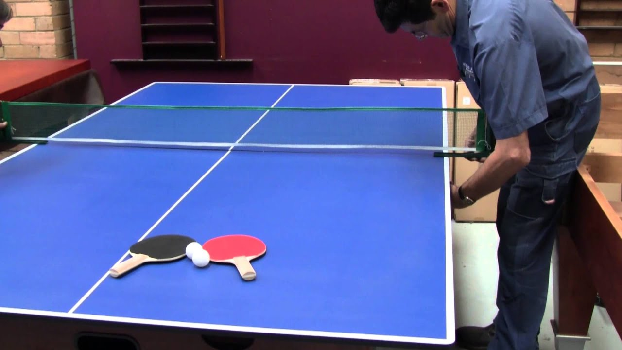 5 In 1 Multi Games Table   Table Tennis Top