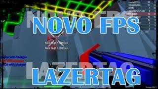 Roblox - FPS Novo SQN ! Lazertag