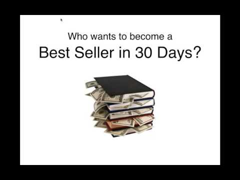 """How To Make $500K+ by Creating a Best Selling Book!"" Without even writing it yourself 12 16 15, 9 0"