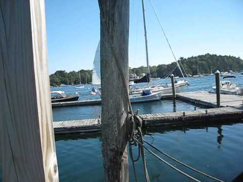 Coveside Restaurant South Bristol Me Maine Christmas Cove