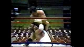 Empty Arena Terry Funk vs Jerry Lawler Original Broadcast 04/25/1981 MEMPHIS WRESTLING