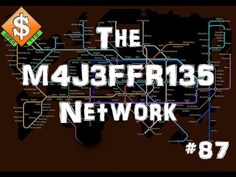 The M4J3FFR135 Network | OpenTTD | #87 | Gardcity Regional