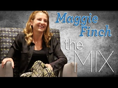 The Mix -- Entrepreneur Maggie Finch Interviewed by Mixpo CEO Jeff Lanctot