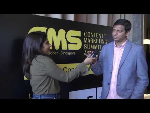 Dhiren Amin - Marketing Head - ASEAN, Kraft Heinz at CMS Asia 2017