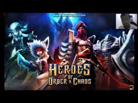 hack heroes of order & chaos windows phone - Heroes of Order and Chaos (Windows Phone)