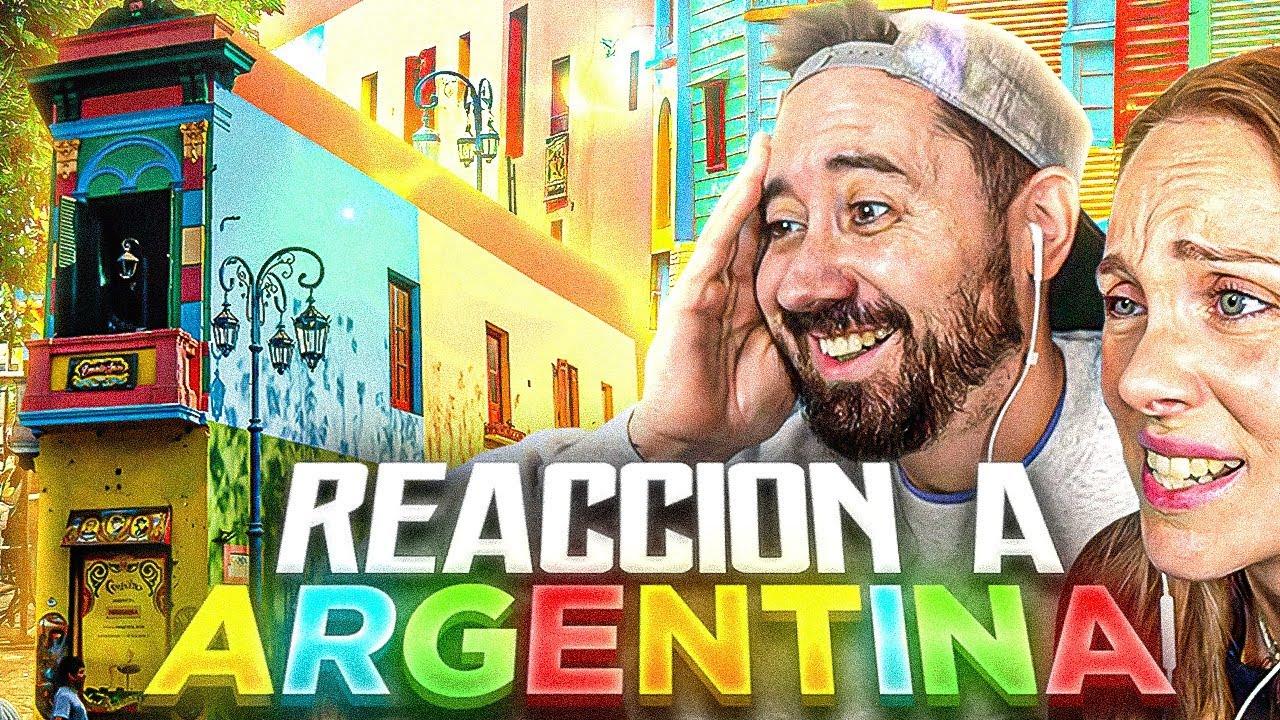 ESPAÑOLES se ENAMORAN de ARGENTINA 🇦🇷 *IMPRESIONANTE* ARGENTUM