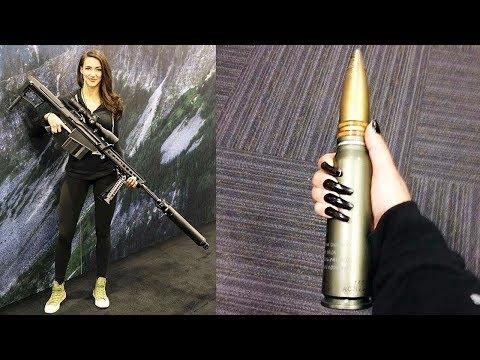 أقوى و أروع 10 أسلحة فى العالم , لن تصدق أنها موجودة بالفعل  .. !!