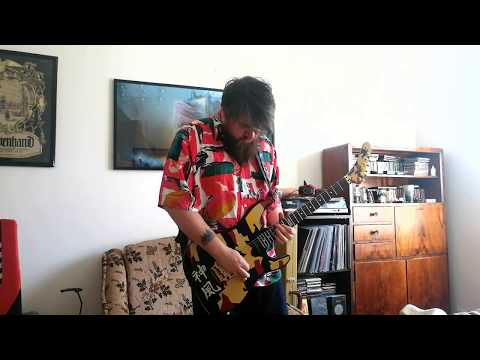 Slash – Anastasia – guitar solo improvisation