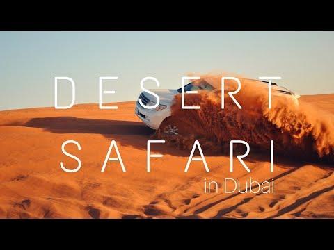 Desert Safari in Dubai  |  Dune Bashing, BBQ Dinner & Live Show