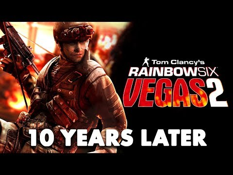 Rainbow Six: Vegas 2 - 10 Years Later