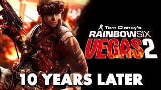 Rainbow Six: Vegas 2 - 10 Years Later