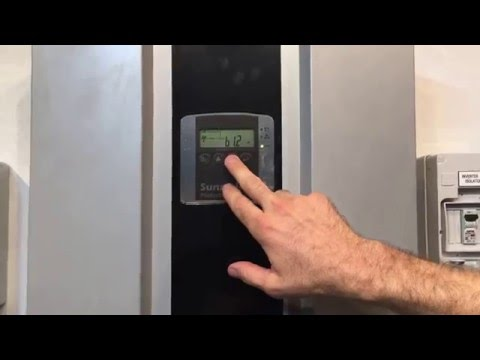 Sunny Roo, Sunna or Beyond Building solar inverter AL05 code