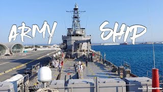 Visiting a Greek Army Ship A/G Xios - LifeOfAris