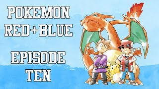 Pokemon Red & Blue Episode 010 | The Road