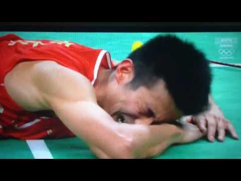 Lee Chong Wei vs Chen Long Olympic 2016