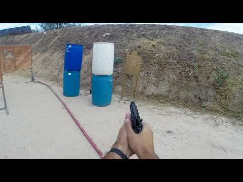 Coarsegold CA, USPSA match, Nov 2017