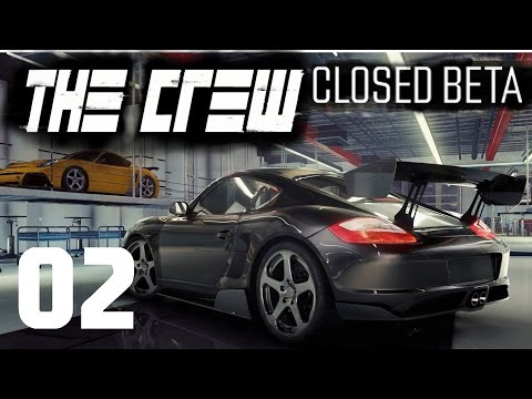 full download the crew beta review 2 garage autos und customizations german hd ps4. Black Bedroom Furniture Sets. Home Design Ideas