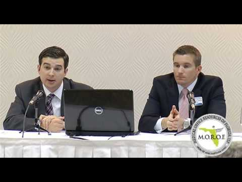 Medicare and Medicaid Audits: Ready or Not, Here They Come - MOROF Presentation 9-26-13
