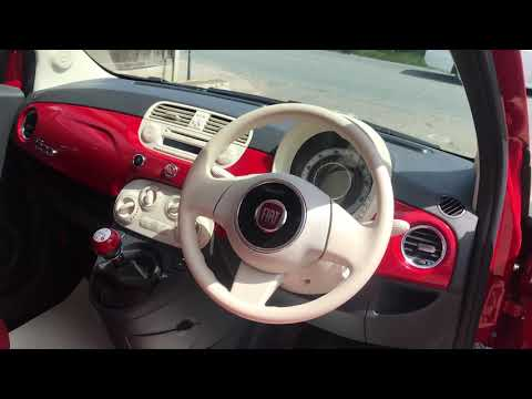 2013 FIAT 500 1.2 COLOUR THERAPY FOR SALE | CAR REVIEW VLOG