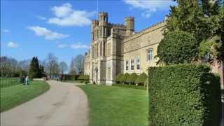 A Midlands Double: Stanford Hall  & Coughton Court