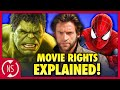Which MARVEL Characters Belong to Which Movie Studios? || NerdSync