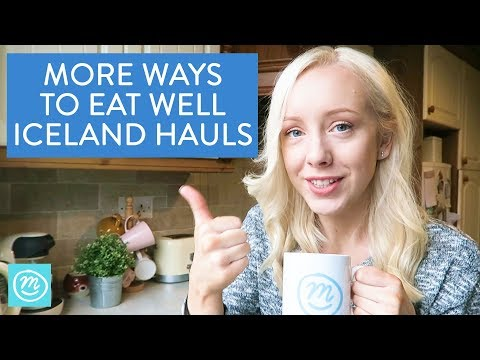 More Ways To Eat Well | Iceland & Channel Mum | Ad