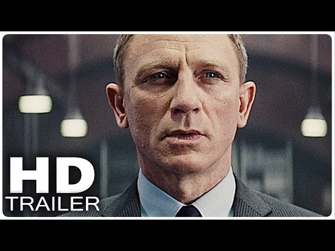 Spectre Alle Trailer German Deutsch | James Bond Film 2015