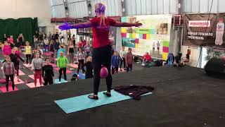 Pilates MiniBall Nike Convention / Пилатес c мячом -миниболом