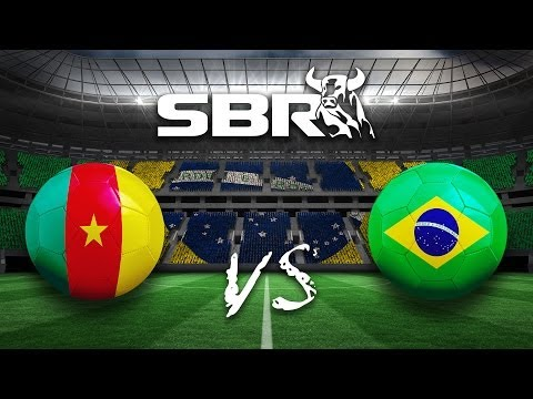 Cameroon vs Brazil (1-4) 23.06.14 | Group A 2014 World Cup Preview
