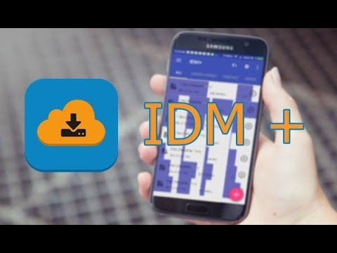 IDM+ Fastest Download Manager 9.4 Apk + Mod For Android