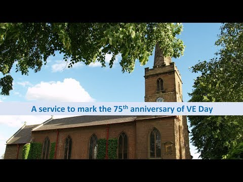 75th Anniversary of VE Day (8 May 2020)