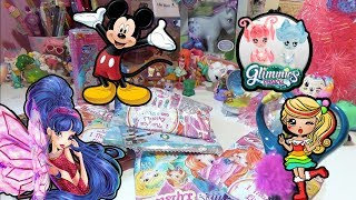 Blind Bag (Non) WeekEnd ! - Winx , Glimmies , Disney & Party PopTeenies !