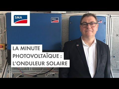La minute photovoltaïque : l'onduleur solaire
