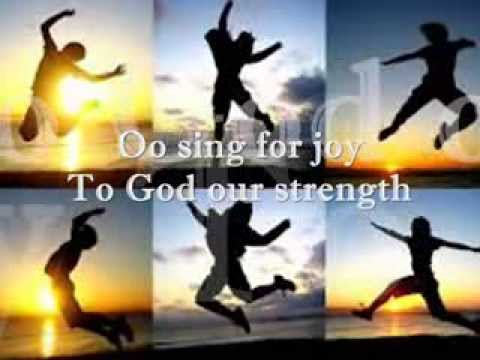 Sing for joy - Don Moen (video with lyrics)