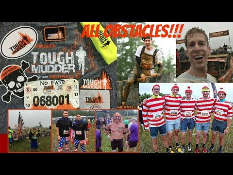 All Obstacles! 2017 Northeast Tough Mudder