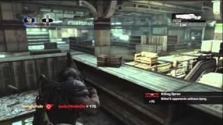 SwaggaaaasauR 1st Gears of war 3 montage (HD)(BETA)