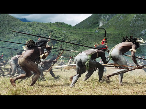 Asmat tribe Papua The Famous Primitive Culture In Indonesia