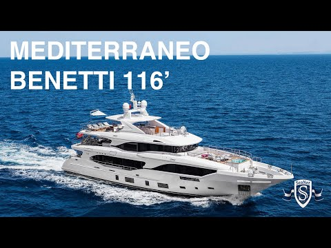 Benetti Mediterraneo 116' (2018) | 11% Yacht Co-ownership by SeaNet Europe