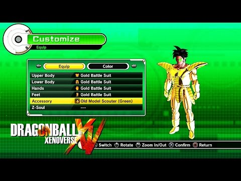 how to get full power charge in xenoverse 2