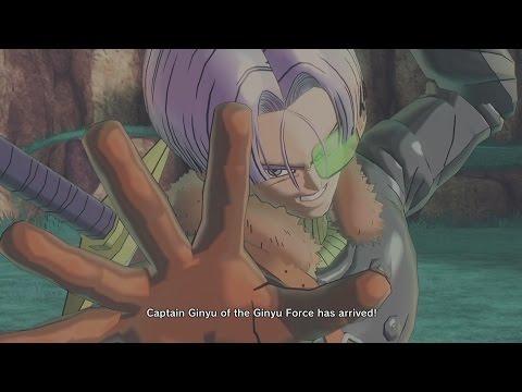 Dragon Ball Xenoverse 2 Walkthrough Part 5 - Goku Vs Ginyu Force Boss Fight (Namek Saga)