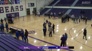 BSDN Live - Blair  vs Seward - Boys Basketball - 2018/19