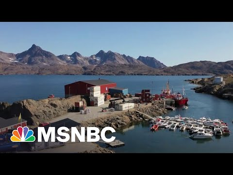 Off The Market: U.S. No Longer Interested In Buying Greenland | MSNBC