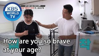 How are you so brave at your age? (Dogs are incredible) | KBS WORLD TV 201007